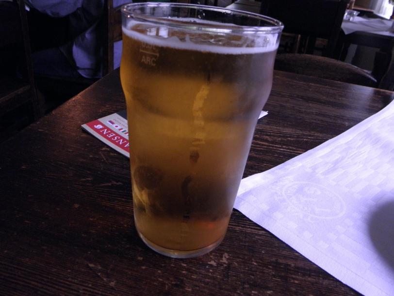 Beer is expensive in Scandinavia