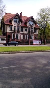 The amazing aesthetics of Amalienau district.